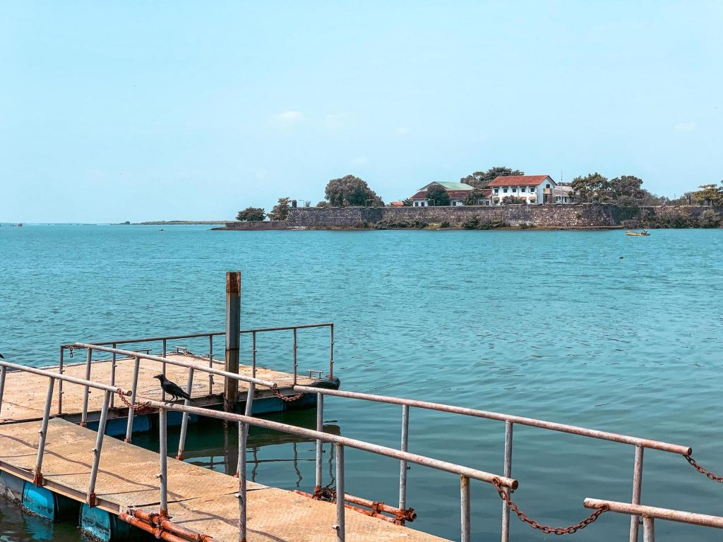 fort de batticaloa