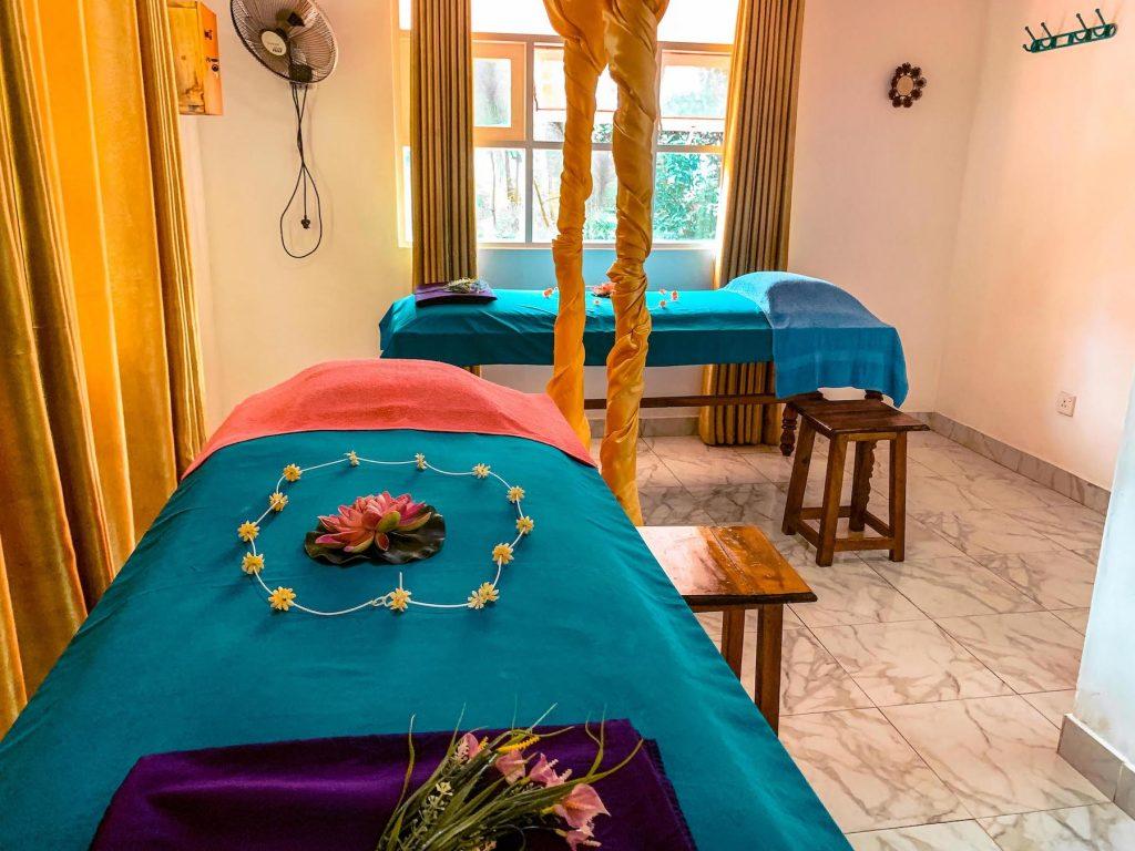 massage à kandy