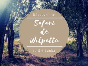 Wilpattu au Sri Lanka