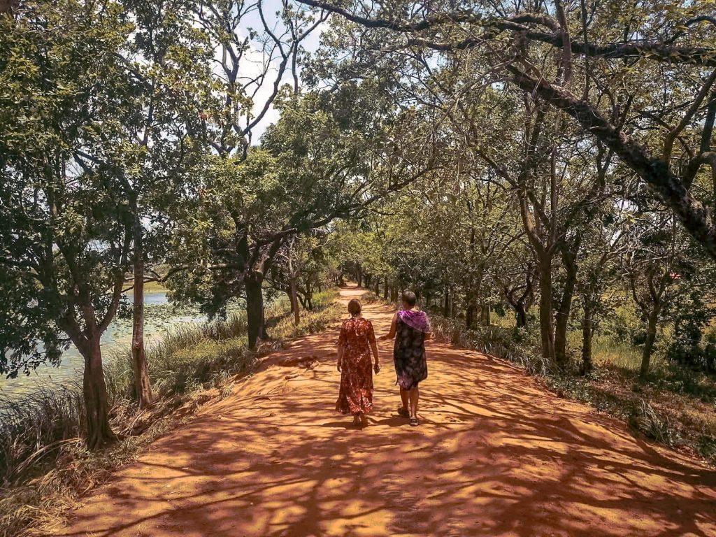sigiriya randonnée