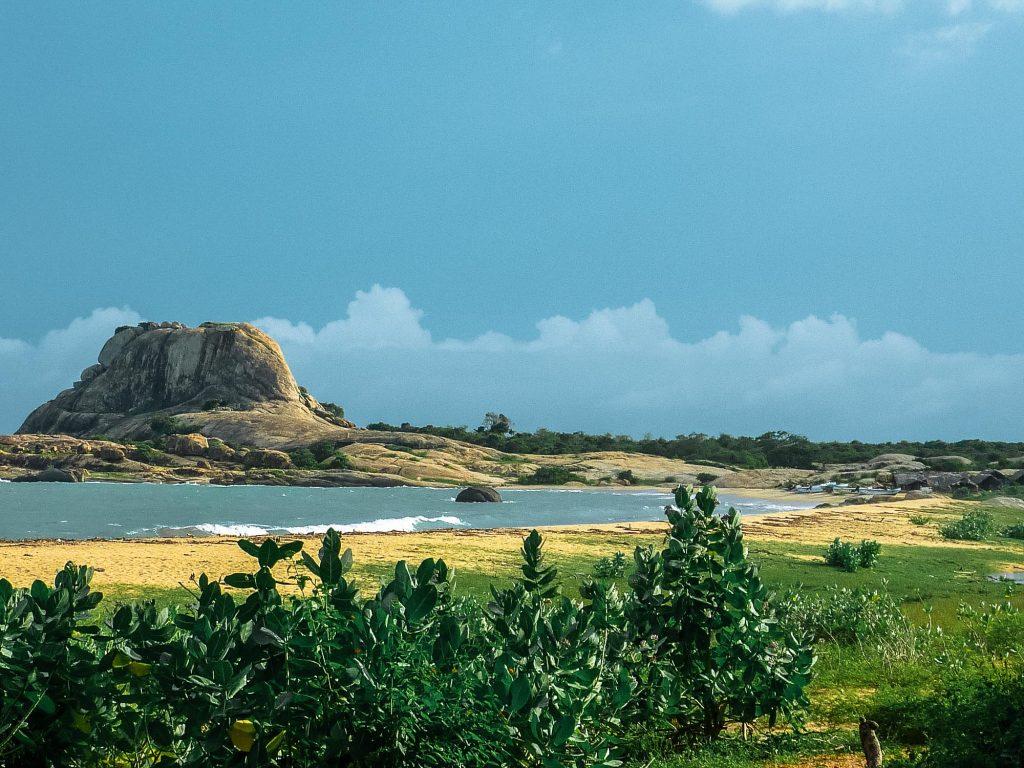 paysage yala plage