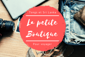 boutique tongs et sri lanka