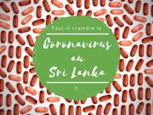 Coronavirus au Sri Lanka