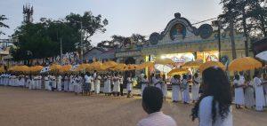 Kataragama au Sri Lanka