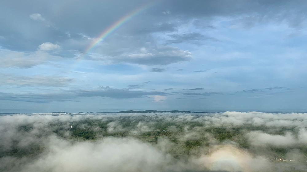 vue depuis pidurangala