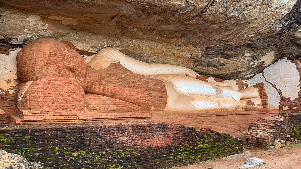 temple bouddha pidurangala