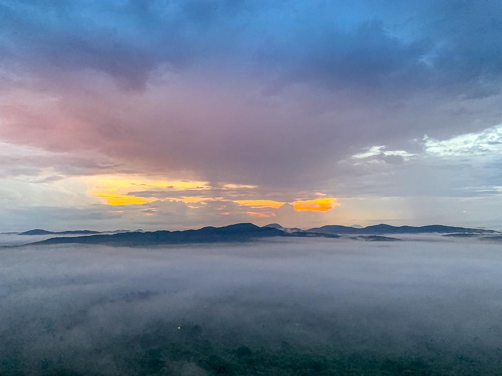 lever de soleil pidurangala