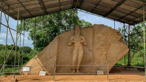 temple a polonnaruwa