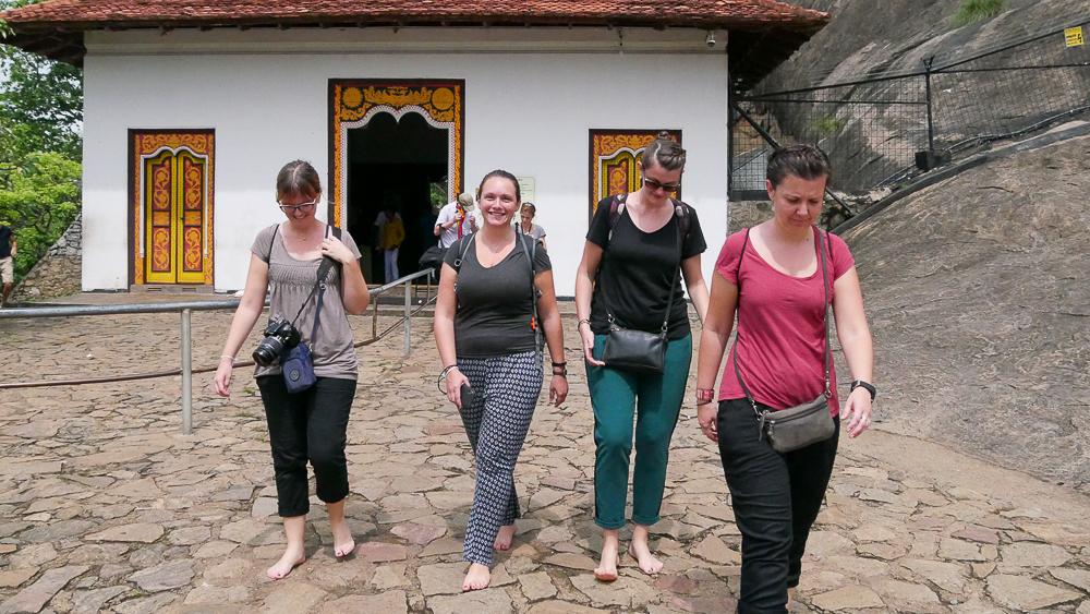 visite de dambulla au sri lanka