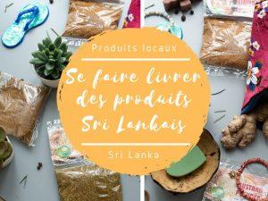produits locaux du sri lanka